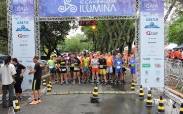 Corrida e caminhada anual Ilumina pela prevenção do câncer e qualidade de vida