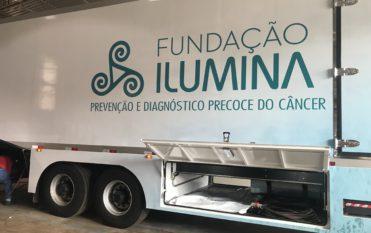 Unidade Móvel do Ilumina fará atendimento gratuito na Estação da Paulista