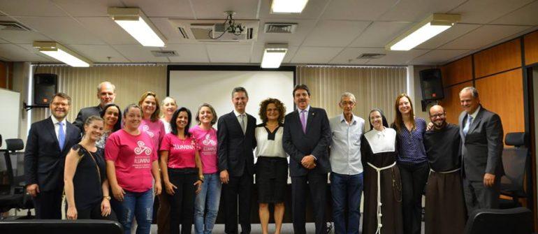FUNDAÇÃO ILUMINA PARTICIPA DE SOLENIDADE DE PRESTAÇÃO DE CONTAS NO TRT-15 EM CAMPINAS
