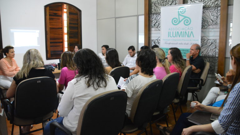 Fundação Ilumina realiza encontro do Grupo de Estudo Populacional do Câncer
