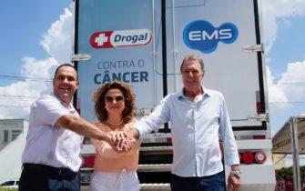 Rede Drogal e EMS são novos apoiadores do Hospital Ilumina