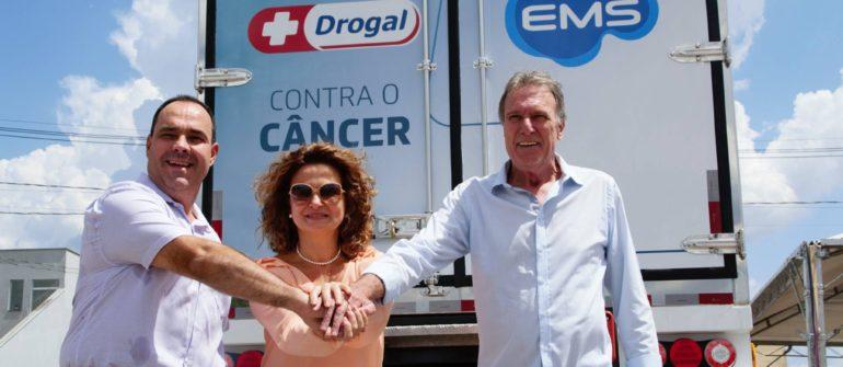 Rede Drogal e EMS são os novos  apoiadores do Hospital Ilumina