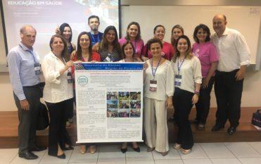 Fundação Ilumina participa de  III Simpósio de Educação em Saúde