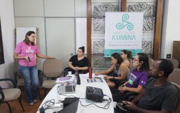 Ilumina inicia treinamento dos agentes comunitários que irão atuar no Programa de Rastreamento Ativo