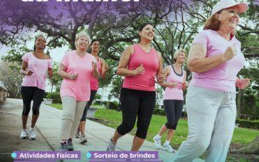 Fundação Ilumina promove neste sábado a Caminhada da Mulher