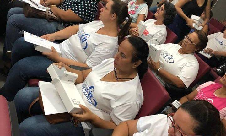 Rastreamento Ativo Organizado: Fundação Ilumina inicia treinamento com Agentes Comunitários da Saúde