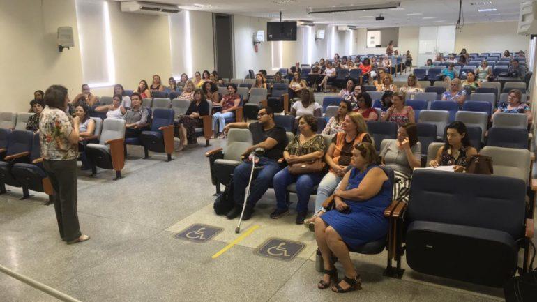 Encerramento do primeiro módulo do Curso para Multiplicadores de Educação em Saúde