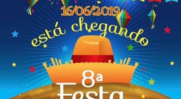 Festa Junina com 100% da renda para o Ilumina